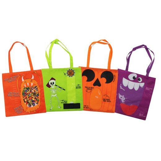 Trick Or Treat Measure Your Candy Bag