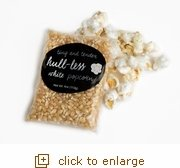 4 oz. Tiny & Tender Hull-Less White Gourmet Popcorn