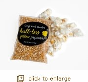4 oz. Tiny & Tender Hull-Less Yellow Gourmet Popcorn