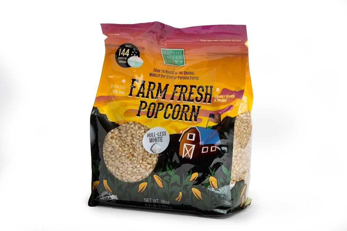 Popcorn Seed Japanese Hull-less popcorn Fresh Seed  FREE Shipping
