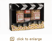 Movie Theater Clapboard Gift Box