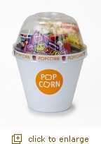 Ready to Give Popcorn Party Bucket