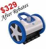 AquaNaut 200 Automatic Suction Pool Cleaner
