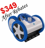 AquaNaut 400 Automatic Suction Pool Cleaner
