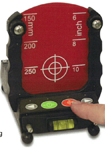 AGL #826777 Auto Target For AGL3000 Pipe Laser
