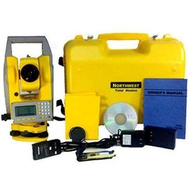 Northwest Instrument #10835 NTS02S Reflectorless (2-Second) Total Station