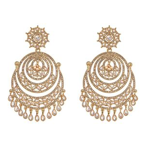 Aba Earrings in Gold
