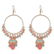 Hamptons Drop Earrings in Multi-Colored