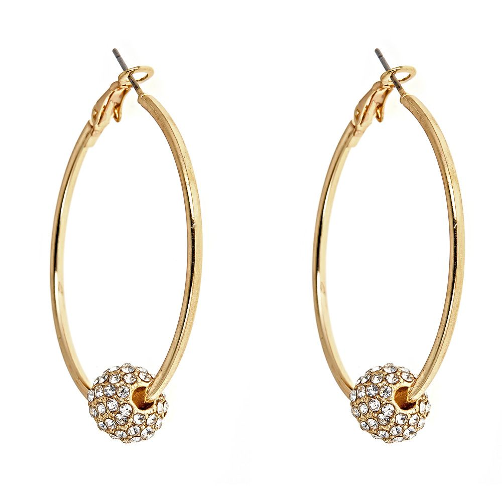 AlvaPriya Hoop Earrings