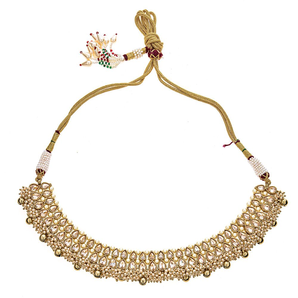 Amoli Pearl Necklace