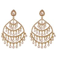Anya Earrings in Gold