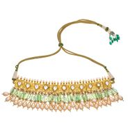 Laila Necklace in Gold