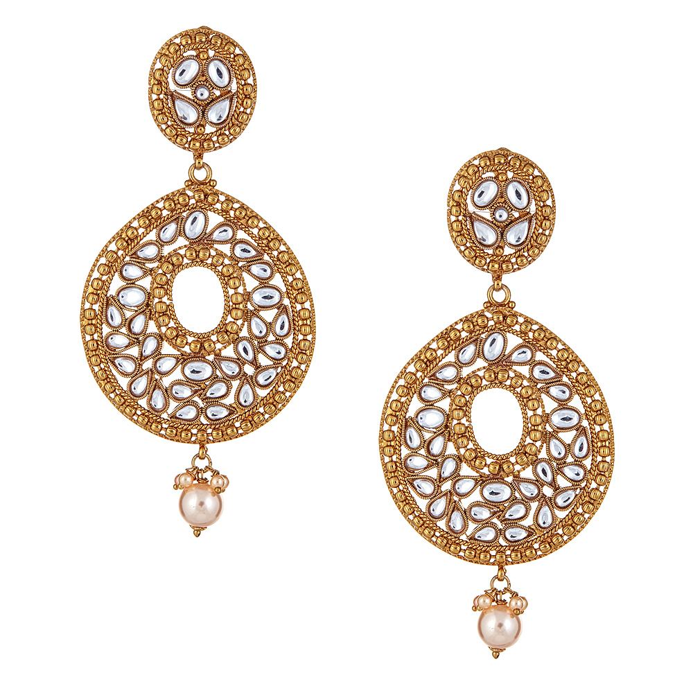 Deeba Drop Earrings