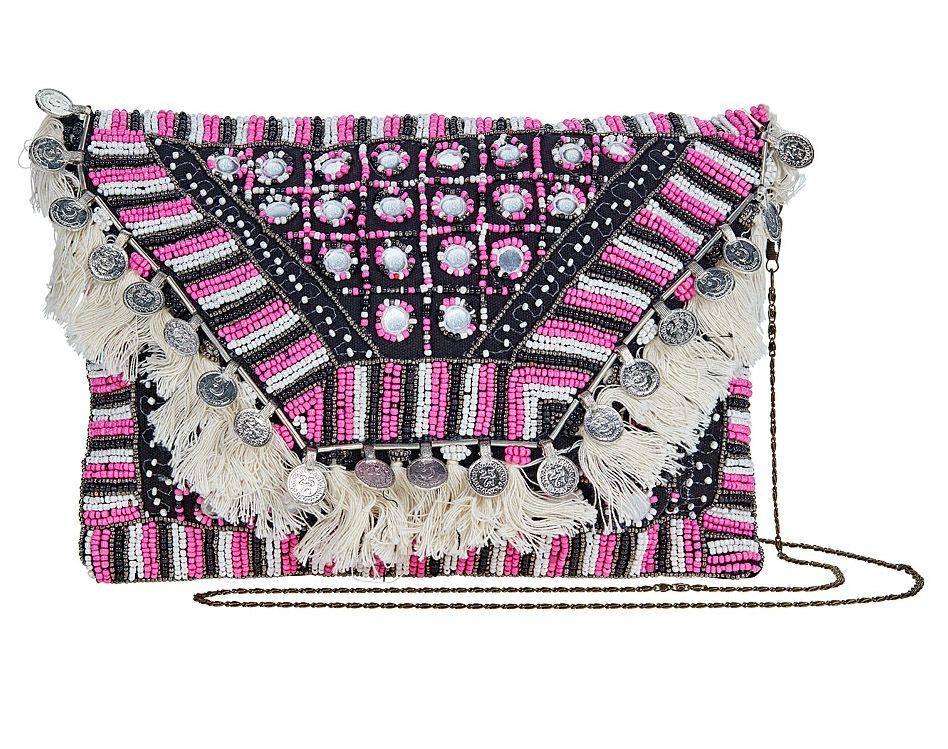 Doha Bohemian Clutch Bag