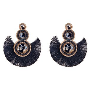Emily Fringe Earrings