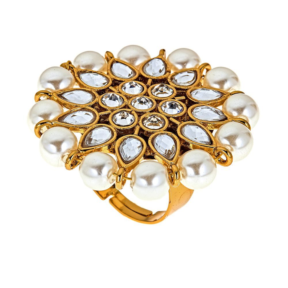 Hasna Pearly Ring
