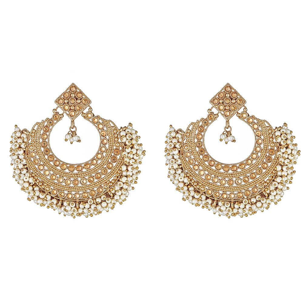 Ishana Pearl Earrings