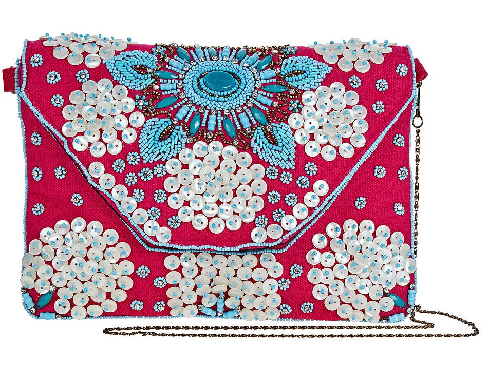 Jaipur Bohemian Clutch Bag