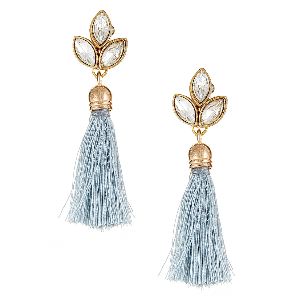 Jayleen Tassel Earrings