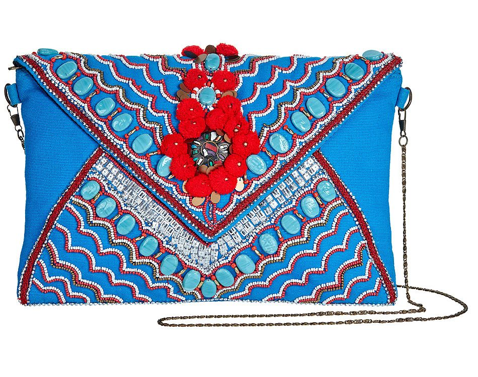 Judhpur Bohemian Clutch Bag