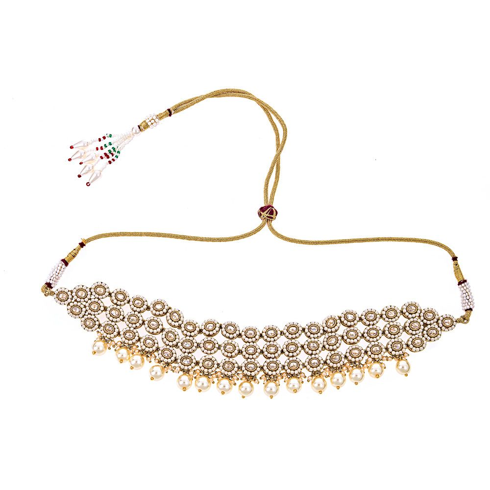 Kalila Pearly Necklace