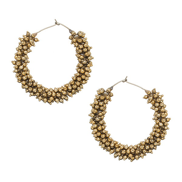 Kyra Earrings in Gold
