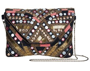 Milan Bohemian Clutch Bag