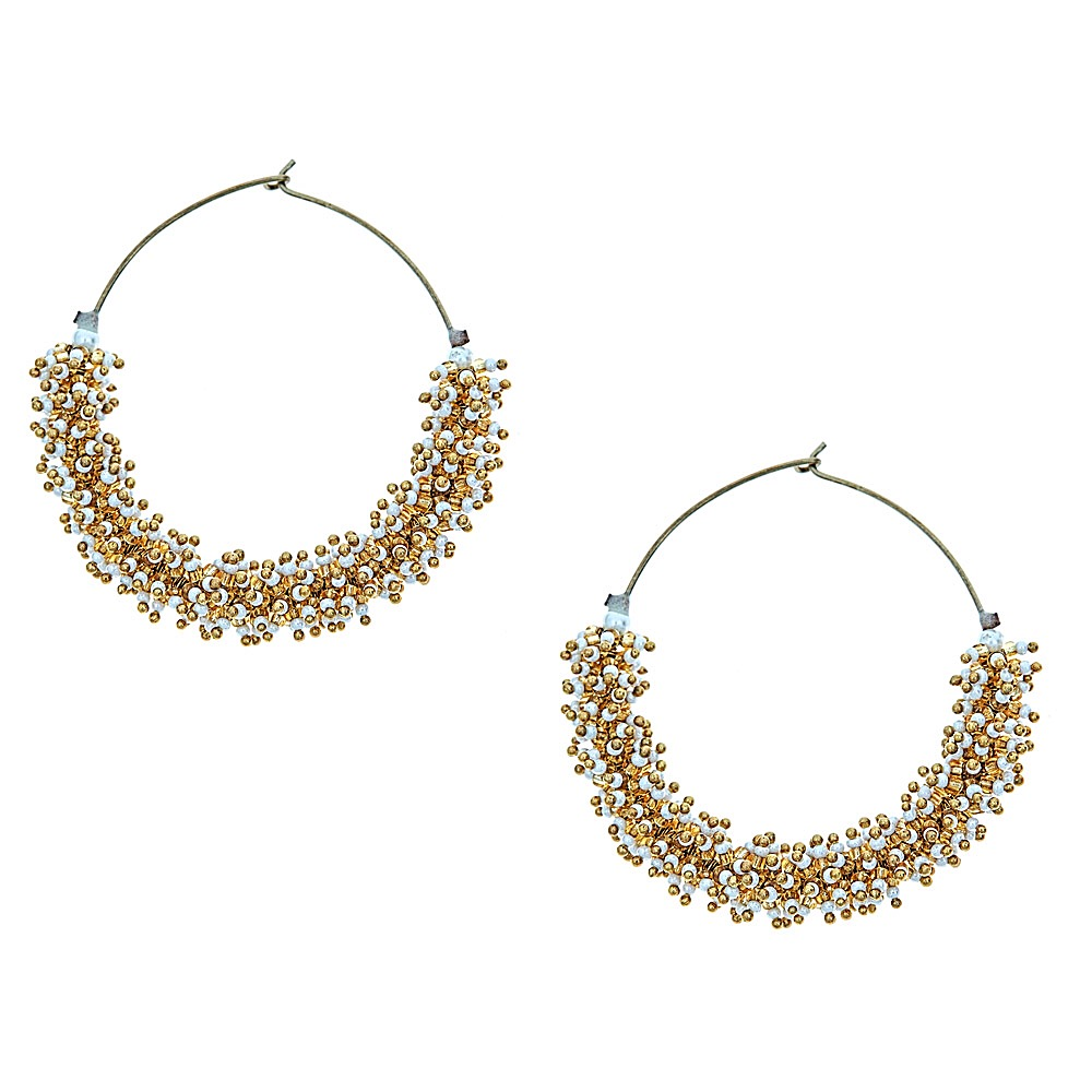 Mumbi Hoop Earrings
