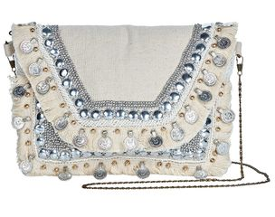 Paris Bohemian Clutch Bag