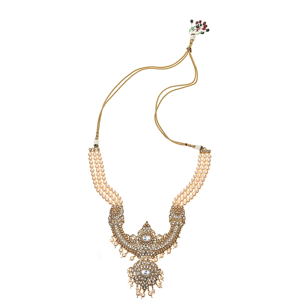 Riya Long Necklace