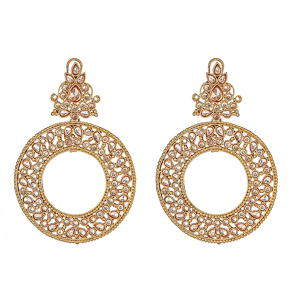 Shira Circular Earrings