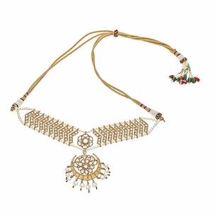 Starburst Pearly Choker Set