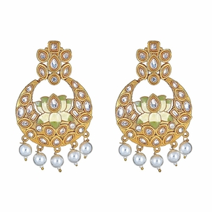 Tal Lotus Earrings