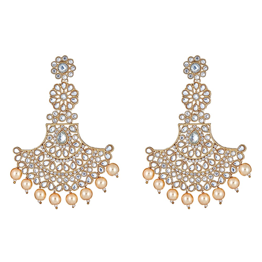 Talia Pearl Drop Earrings