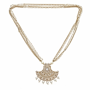 Talia Pearly Necklace