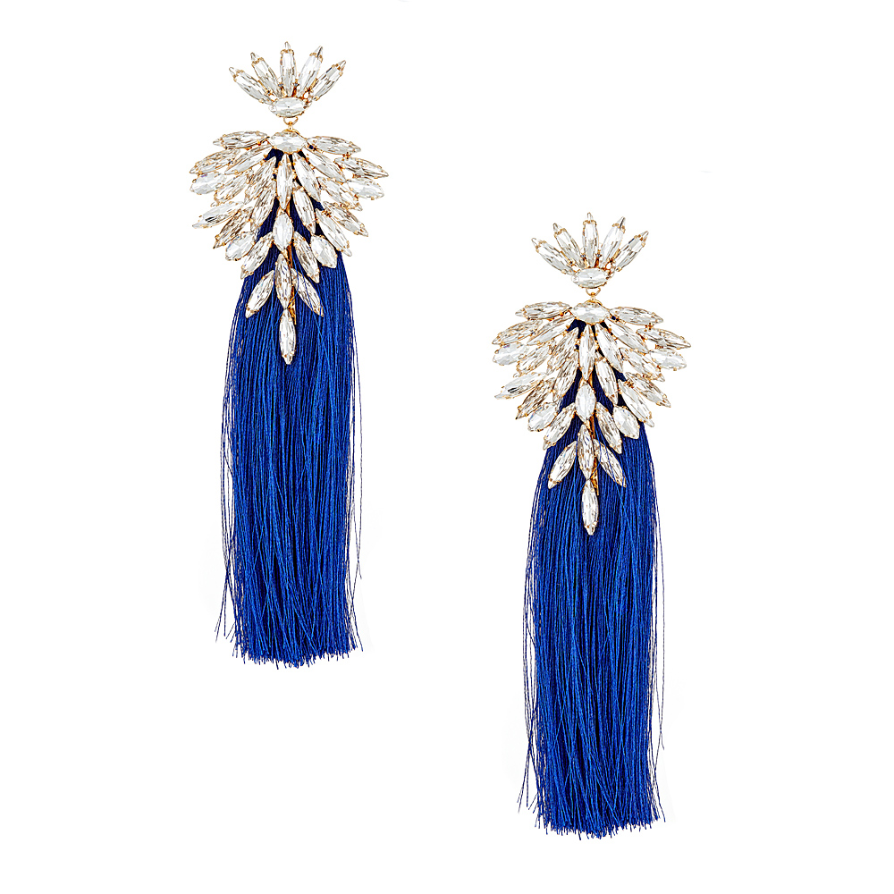 Talia Tassel Earrings