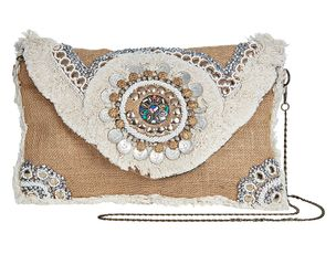 Tulum Bohemian Clutch Bag