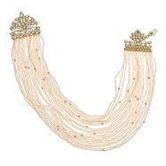 Venezia Multi-Layer Pearly Hair Accessories