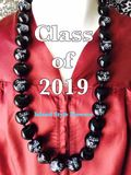 Hawaiian Kukui Nut Graduation Lei-Class of 2019-Custom Lei