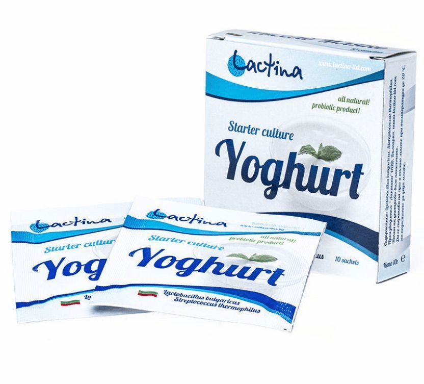 Bulgarian Yogurt Starter - 10 Packets - From Bugaria  - Lactobacillus Bulgaricus