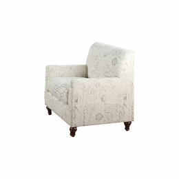 Accent Chair # 502513