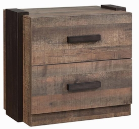 Weston Rustic Nightstand