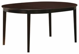 Oval Dining Table # 100770