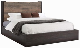 Weston Rustic Queen Bed