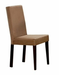 Upholstered Parson Chair # 100492 (2pk)