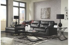 Tensas Black Sectional