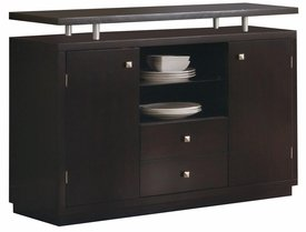 Dining Server Buffet with Floating Top # 103165