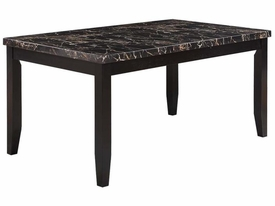 Faux Stone Top Table