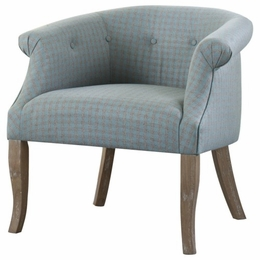 Vintage Casual Accent Chair