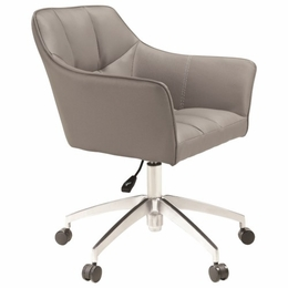 Scott  Living Modern Upholstered Office Chair
